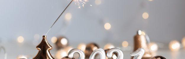 Wij wensen iedereen een gelukkig en liefdevol 2021!